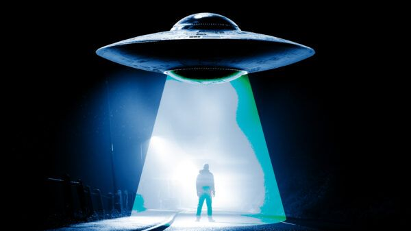 Are Aliens Already Here?
