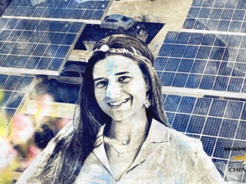 Meet the Inventor Who's Taking Solar to the Next Level