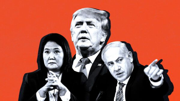 Butterfly Effect: Trump's 'Big Lie' Is Spreading … Globally