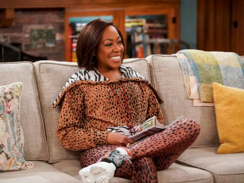Sitcom Queen Tichina Arnold Got Funny to Avoid Spankings