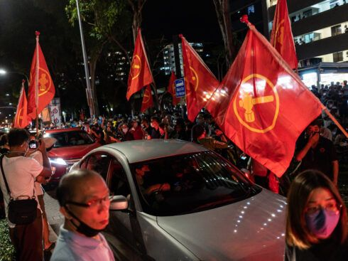 Can the Left Win Over Singapore?