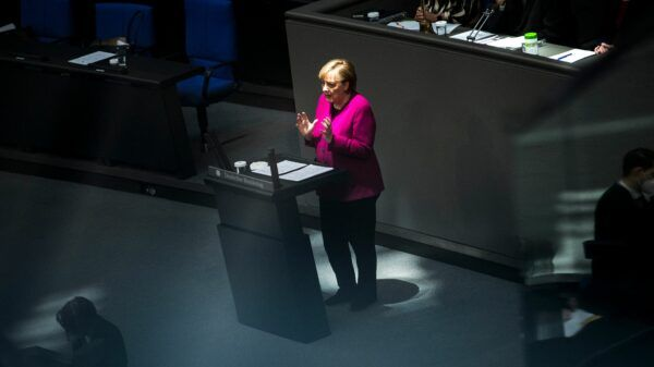 Butterfly Effect: Merkel's Last Act Shows Democracy at Work