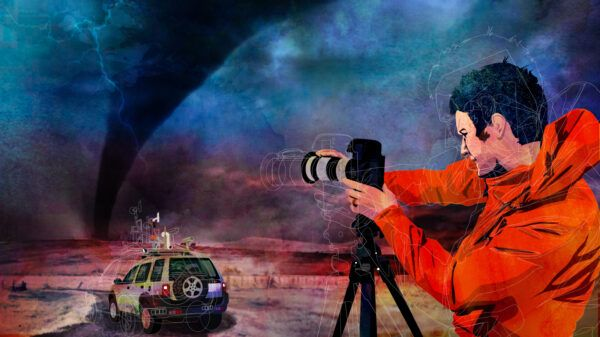 Sky Fall: Meet the Storm Chasers