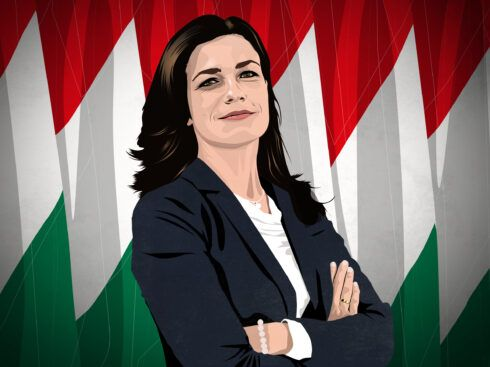 Meet the 'Charm Cannon' for Hungary's Regime