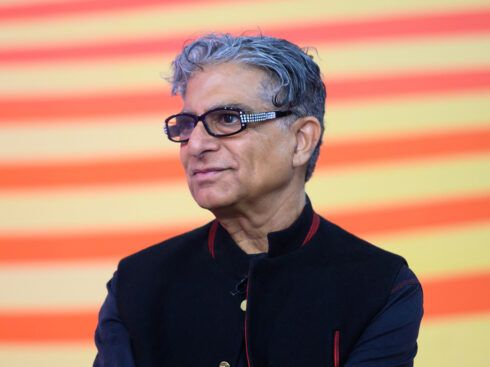 Deepak Chopra on Finding Peace and Reinventing the Body