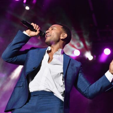 Defining Moments: John Legend & the Power of the Artist to Make Change