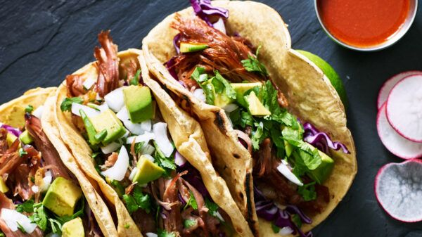The Best Taco in Morocco? Hell, Yeah!