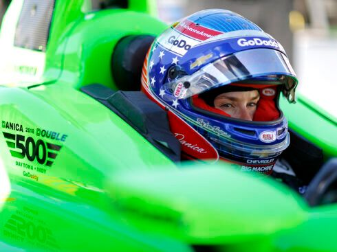 Danica Patrick on Why She Never Loved Racing and Her Post-Track Career