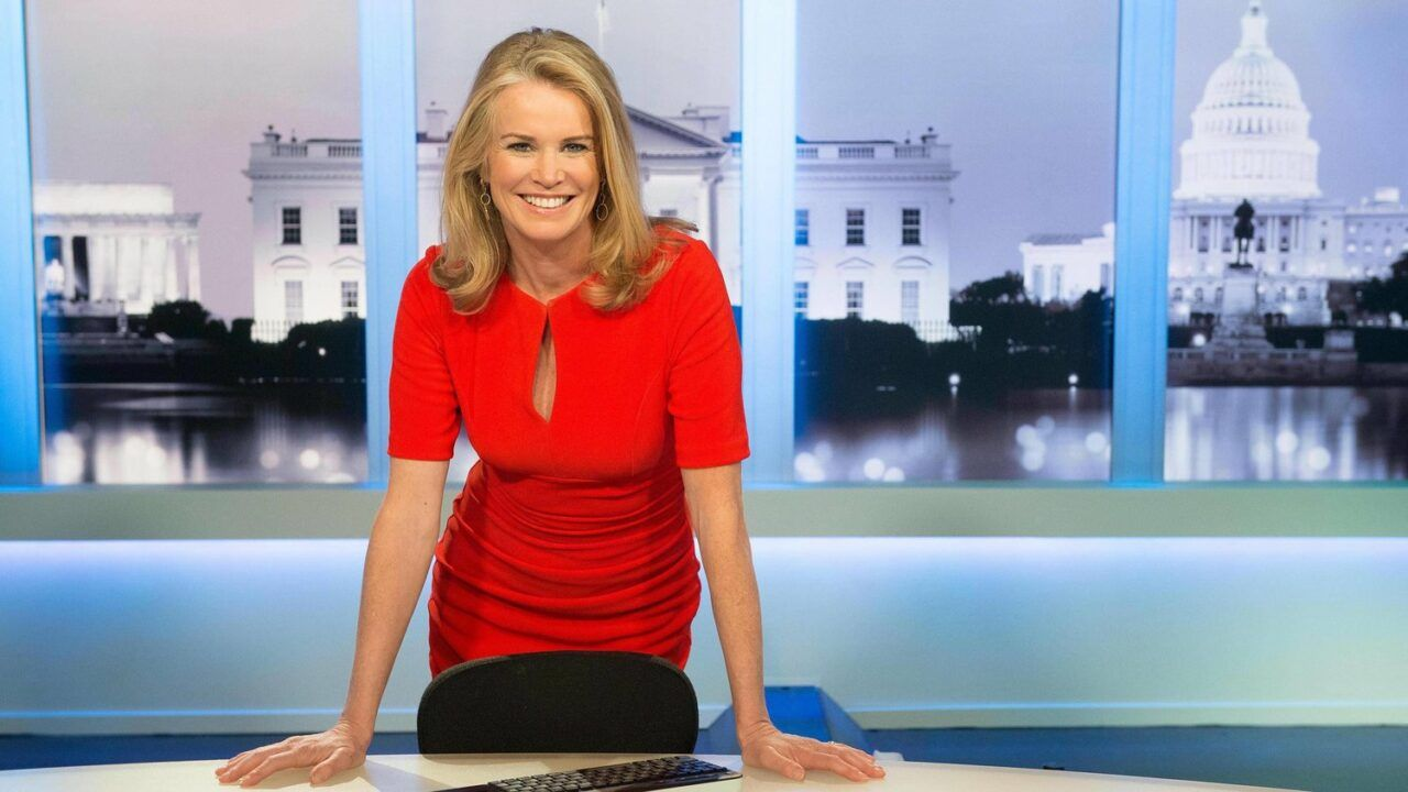 The BBC's Katty Kay Shuts Down Men Who 'Tell Me to Shut Up'
