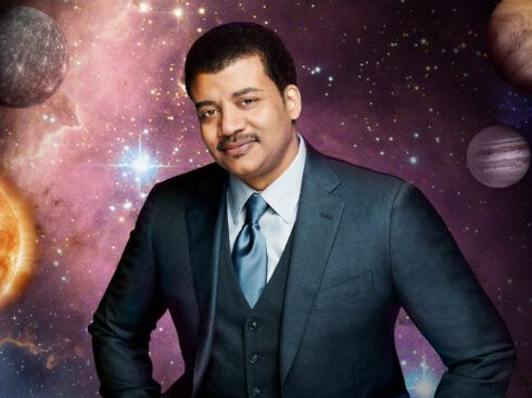Into the Head of Neil deGrasse Tyson
