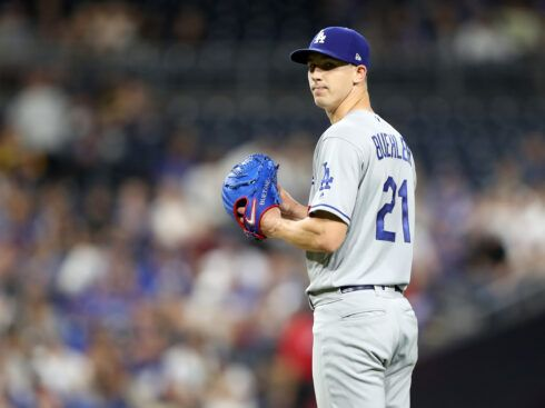 High and a Little Inside: World Series Champ Walker Buehler Hits His Best Pitch
